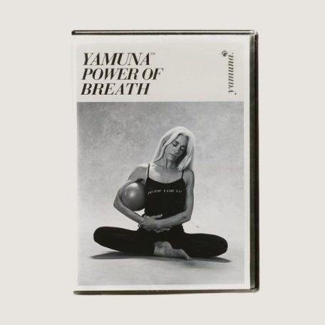 Yamuna Power of Breath DVD
