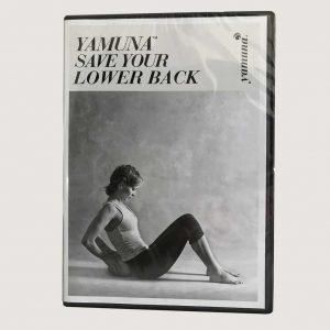 Yamuna Save Your Lower Back DVD
