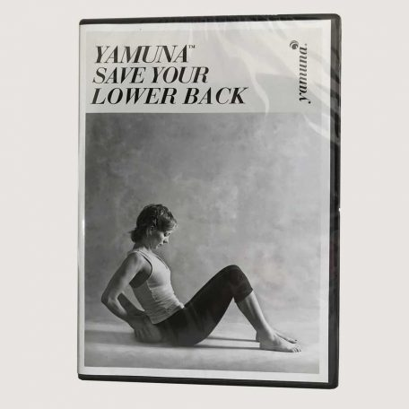 Yamuna Save Your Lower Back DVD