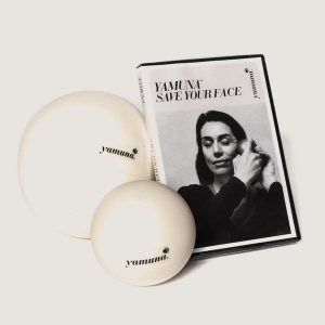 Yamuna Save Your Face Kit DVD and 2 Face Balls