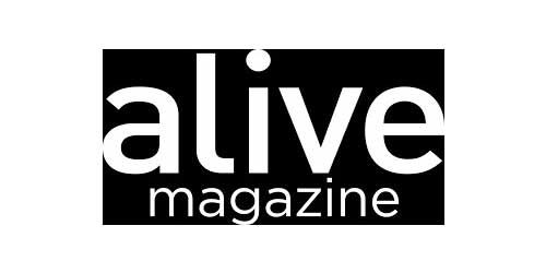 Featured in Alive Magazine